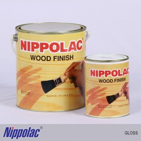 Nippolac N/C Wood Finish (Gloss)