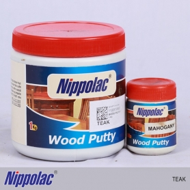 Nippolac Wood Putty Teak