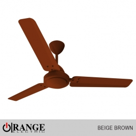 Ceiling Fan - BEIGE BROWN