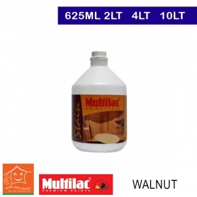 Multilac Wood Stain Walnut