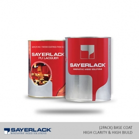 Sayerlack PU  Base Coat Clear (High Clarity & High Build)