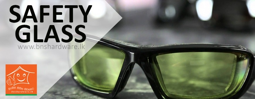 Safety Glass spectacles-bnshardware.lk
