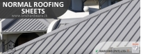 Normal Roofing Sheet - bnshardware.lk Store Asbestos Roofing Sheets